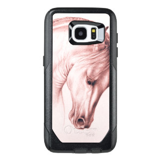 Pretty Andalusian Horse OtterBox Samsung Galaxy S7 Edge Case