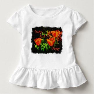 Pretty As A Poppy T Shirts