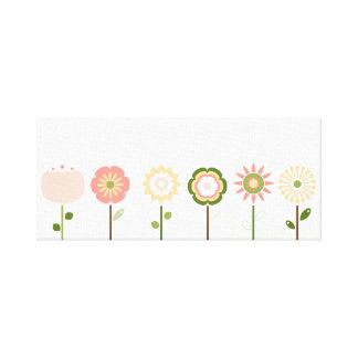 Pretty as a Posy Canvas Art
