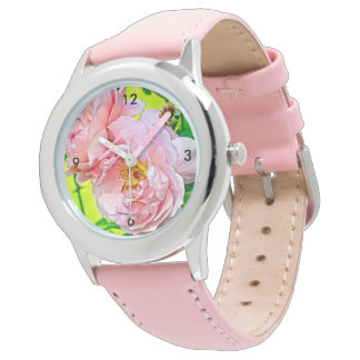 Pretty as a Rose childs watch