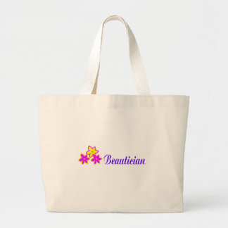 Pretty as Ever Large Tote Bag