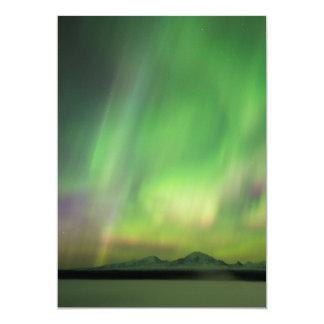 Pretty Aurora Card