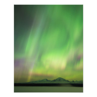Pretty Aurora Photo Print