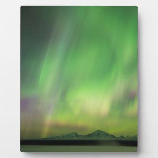 Pretty Aurora Plaque