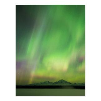 Pretty Aurora Postcard