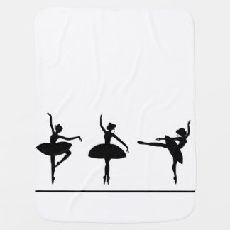 Pretty Ballerina blanket