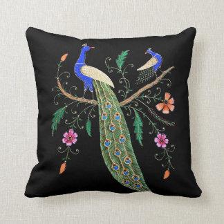 Pretty Birds And Flowers Cushion