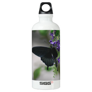 Pretty Black Swallowtail Butterfly SIGG Traveller 0.6L Water Bottle
