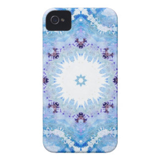 Pretty blue butterflies iPhone 4 case