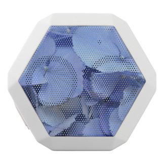 Pretty Blue Hydrangea White Boombot Rex Bluetooth Speaker