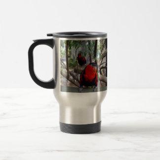 Pretty_Boy_Rainbow_Lorikeet,_Travel_Coffee_Mug Travel Mug