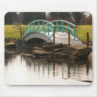 Pretty Bridge Mouse Pad