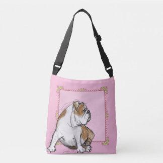 Pretty Bulldog Crossbody Bag