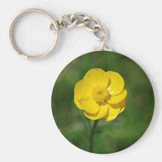 Pretty Buttercup keychain