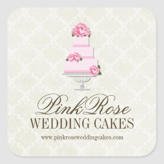 Pretty Cake Designer Stickers