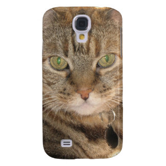 pretty cat galaxy s4 cases
