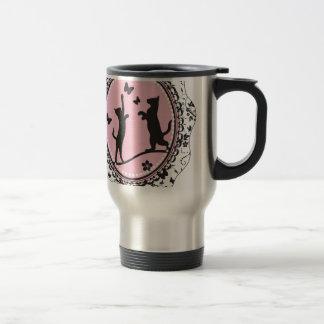 Pretty Cat Travel Mug
