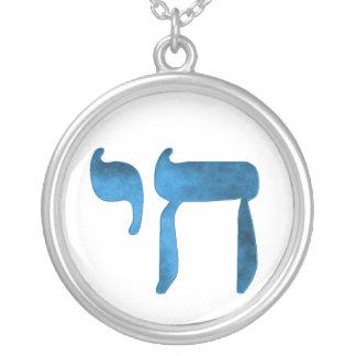 Pretty Chai Symbol Necklace