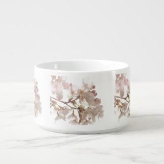 Pretty Cherry Blossoms Chili Bowl