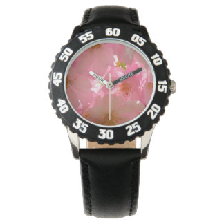 Pretty Cherry Flowers Watches