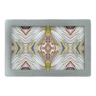 Pretty Chic Artistic Tribal Pattern Belt Buckles