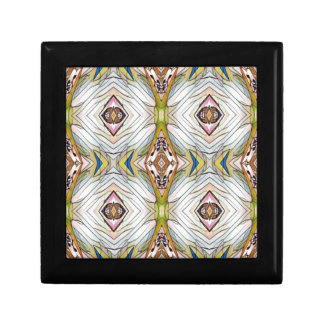 Pretty Chic Artistic Tribal Pattern Gift Box