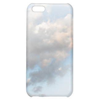 Pretty Clouds Cover For iPhone 5C