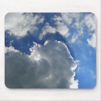 Pretty Clouds Mouse Mat