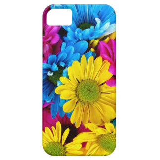 Pretty Colorful Daisies Floral Phone Case