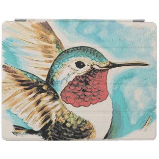 Pretty Costa's Hummingbird iPad Cover