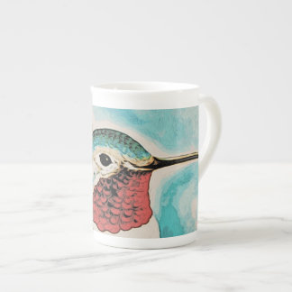 Pretty Costa's Hummingbird Tea Cup