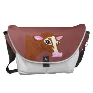 Pretty Cow Commuter Bags