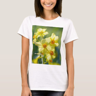 Pretty Daffodils, Narcissus 03.1.D T-Shirt
