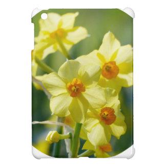 Pretty Daffodils, Narcissus 03.2_rd iPad Mini Cover