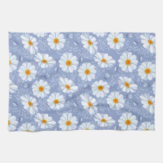 "Pretty Daisy Kitchen Towel 16"" x 24"""