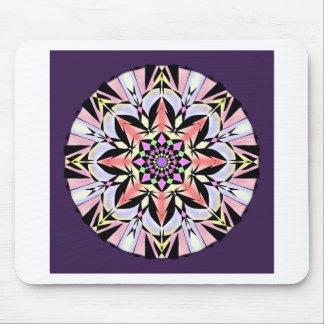 Pretty designs mouse pad