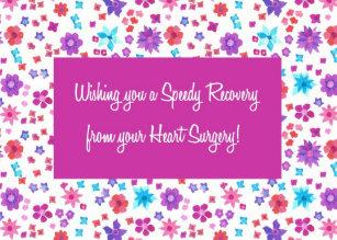 Heart Surgery Cards   Zazzle AU