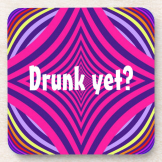 Pretty - Drunk Yet? - Coasters