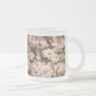 Pretty Field of Daisies Coffee Mug