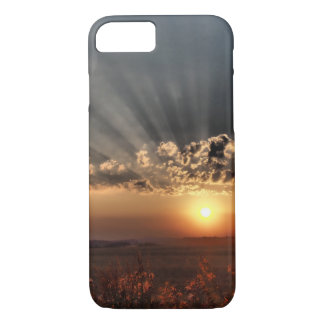 Pretty Field Sunset Sky Landscape Phone Case