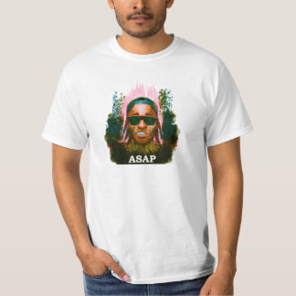 Pretty Flacko (orange/black) T-Shirt