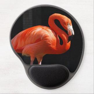 Pretty Flamingo Gel Mouse Mats