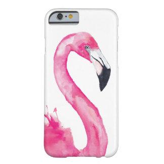 Pretty Flamingo Watercolour iPhone 6/6s Case