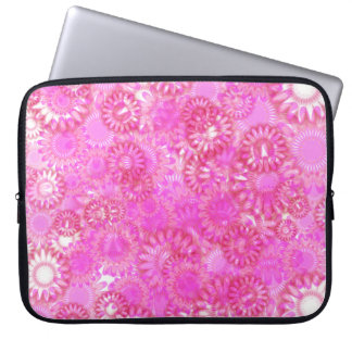 Pretty floral. laptop sleeve