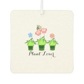 """Pretty Flower Plants"" Car Air Freshener. Car Air Freshener"