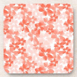 Pretty Flowers Coasters