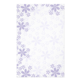 Pretty Flowers Stationery-Floral Customised Stationery