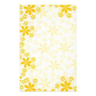 Pretty Flowers Stationery-Floral Personalised Stationery