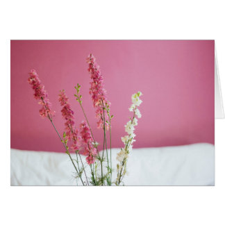 Pretty Flowers - Your Message Card