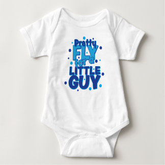 Pretty Fly Baby Jersey Bodysuit